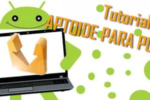 Tutorial para instalar Aptoide em seu computador
