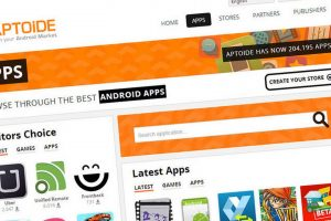 Como usar o aplicativo Aptoide