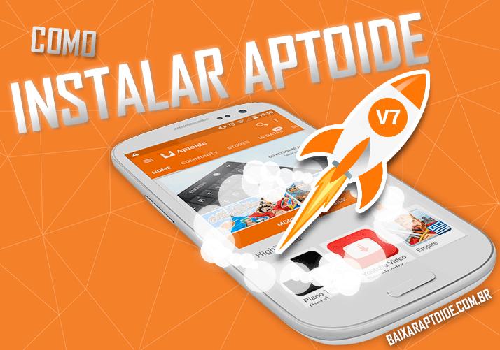 Como Instalar Aptoide para Android