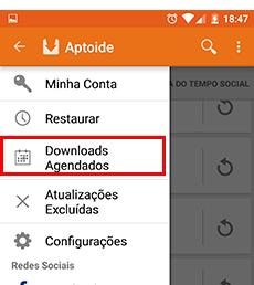 Como Configurar o Aptoide 3