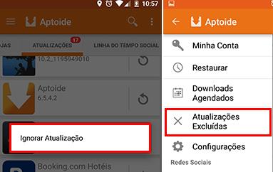 Como Configurar o Aptoide 4